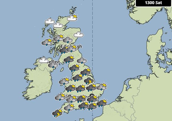 All of the weather. (Picture: Met Office)